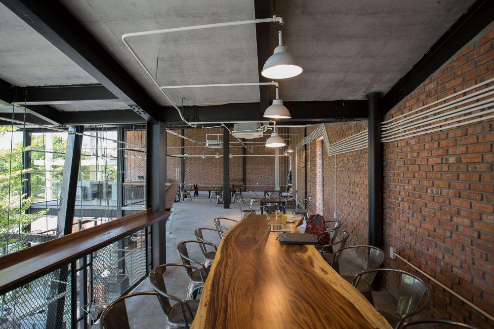 thiết kế Cafe tại Hồ Chí Minh  43 FACTORY COFFEE ROASTER 10 1551171797