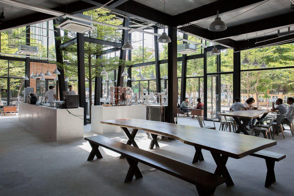 thiết kế Cafe tại Hồ Chí Minh  43 FACTORY COFFEE ROASTER 6 1551171795
