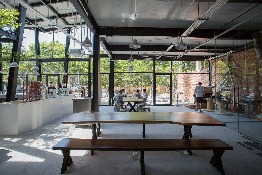 thiết kế Cafe tại Hồ Chí Minh  43 FACTORY COFFEE ROASTER 7 1551171796