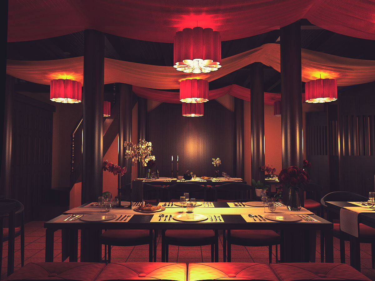 thiết kế nội thất Nhà Hàng tại Quảng Nam HOI AN RESTAURANT 7 1533018145