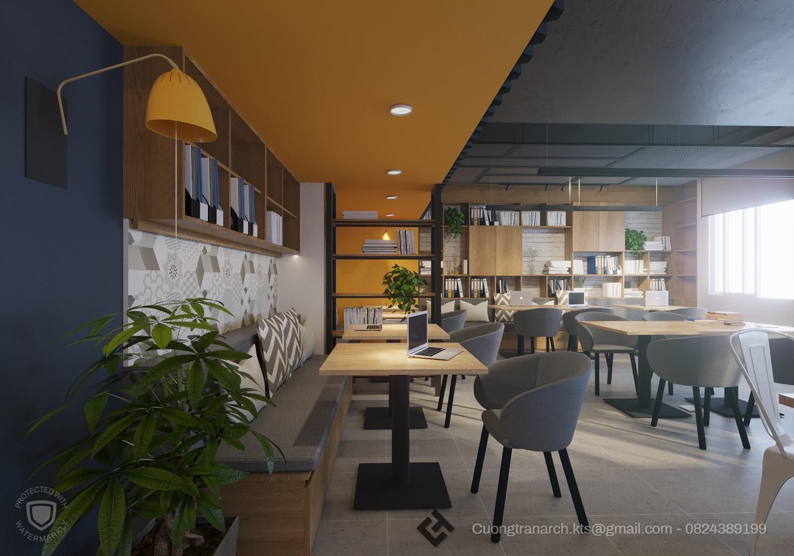 thiết kế nội thất Văn Phòng tại Hồ Chí Minh VĂN PHÒNG LÀM VIỆC CÔNG TY VIET TRAVEL - VIET TRAVEL OFFICE 5 1562142889
