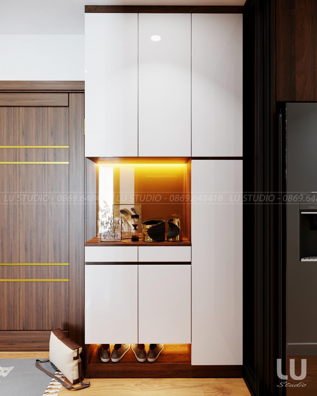 thiết kế nội thất chung cư tại Hà Nội Chung cư Season Avennue Thanh Xuân, Hà Nội 3 1533263516