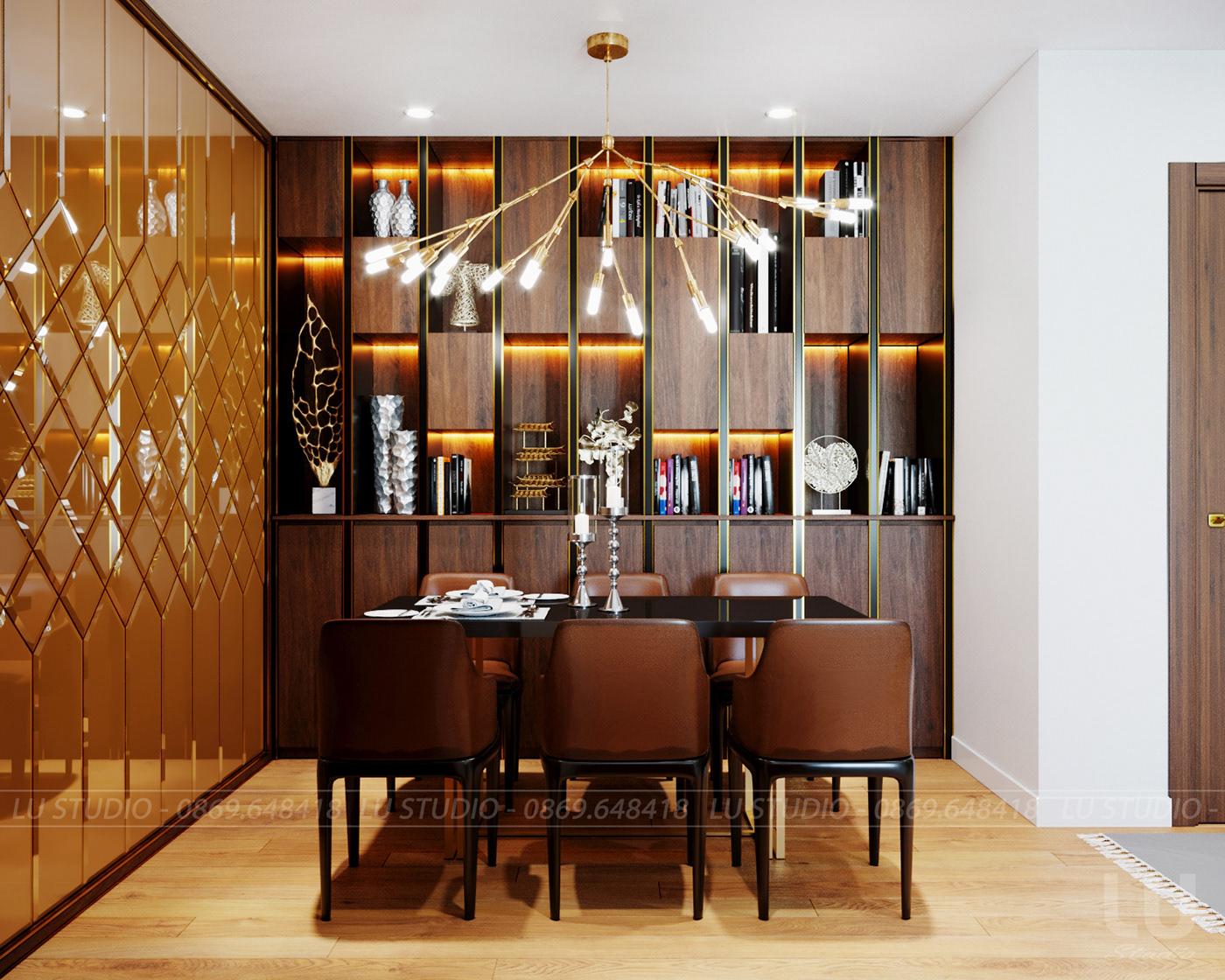 thiết kế nội thất chung cư tại Hà Nội Chung cư Season Avennue Thanh Xuân, Hà Nội 5 1533263508