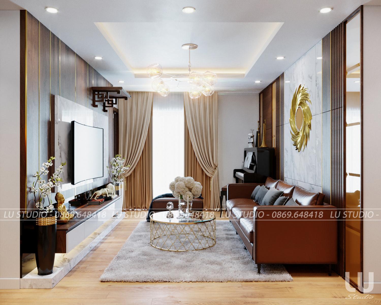 thiết kế nội thất chung cư tại Hà Nội Chung cư Season Avennue Thanh Xuân, Hà Nội 6 1533263515