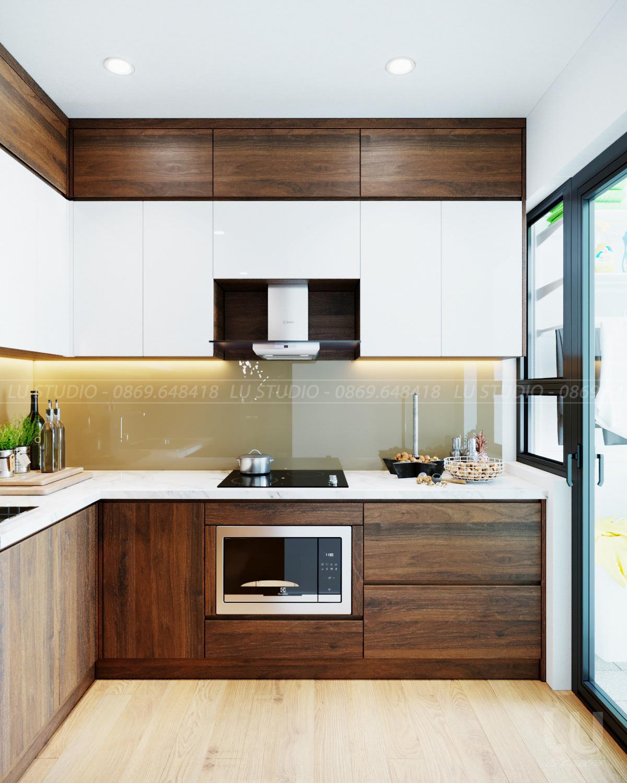 thiết kế nội thất chung cư tại Hà Nội Chung cư Season Avennue Thanh Xuân, Hà Nội 7 1533263510