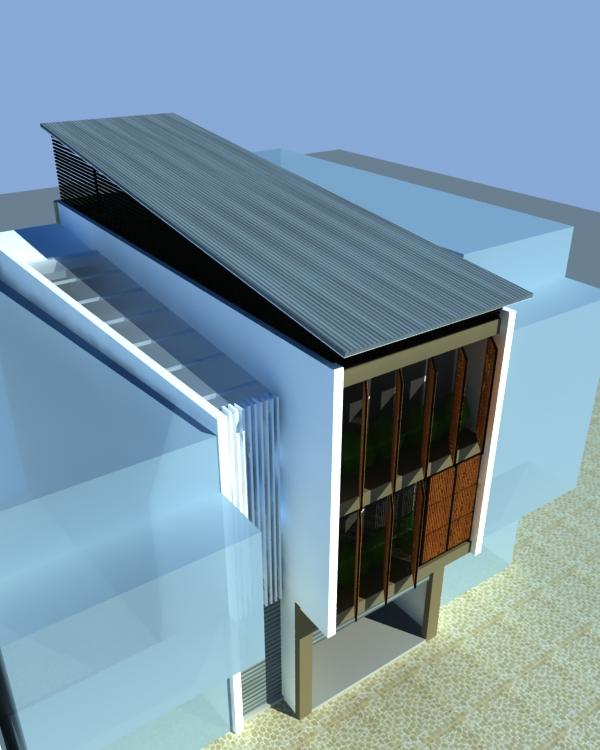 thiết kế Nhà Mặt Phố tại Lạng Sơn Nhà phố Lạng Sơn 1 1548596911