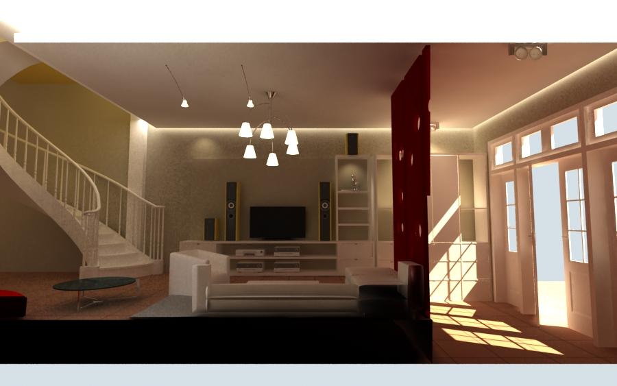 thiết kế nội thất Nhà Mặt Phố tại Hà Nội Nội thất nhà phố 1 1548597407