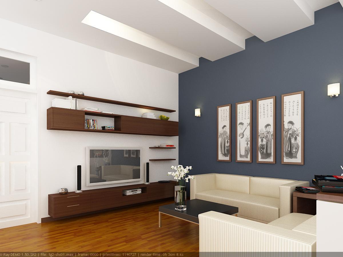 thiết kế nội thất Nhà tại Hà Nội nhà ở lô phố 10 1548601462