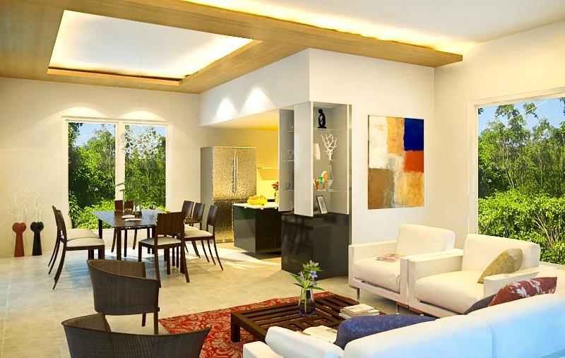 thiết kế nội thất Nhà tại Hà Nội nhà ở mặt phố 1 1548600121
