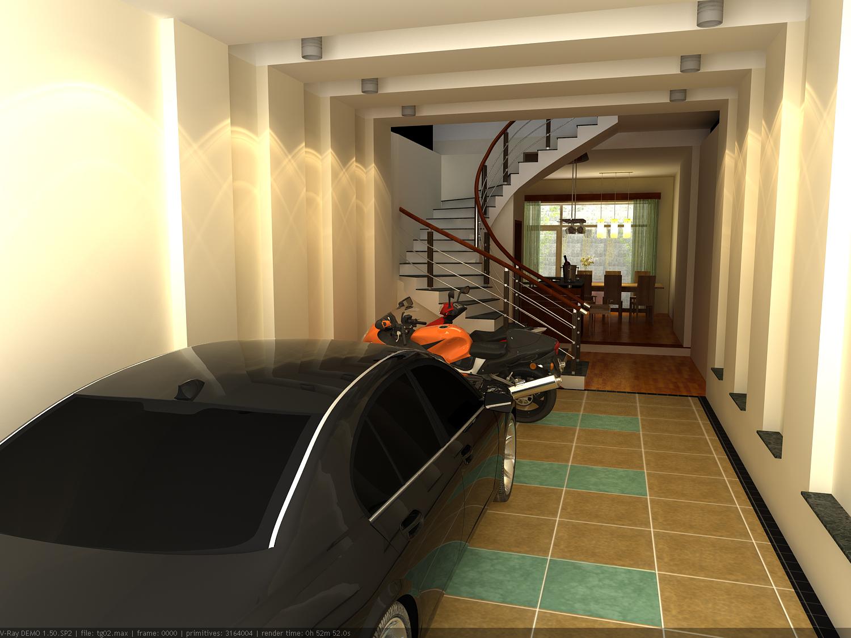 thiết kế nội thất Nhà tại Hà Nội nhà ở lô phố 2 1548601461