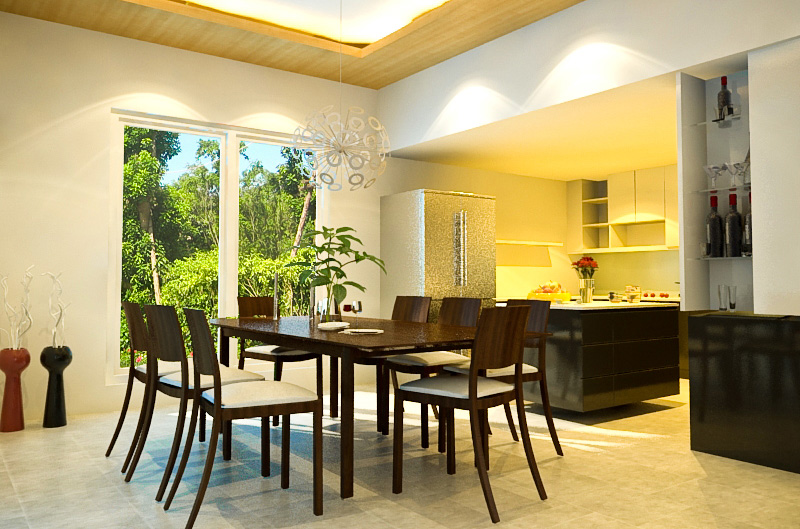 thiết kế nội thất Nhà tại Hà Nội nhà ở mặt phố 3 1548600121