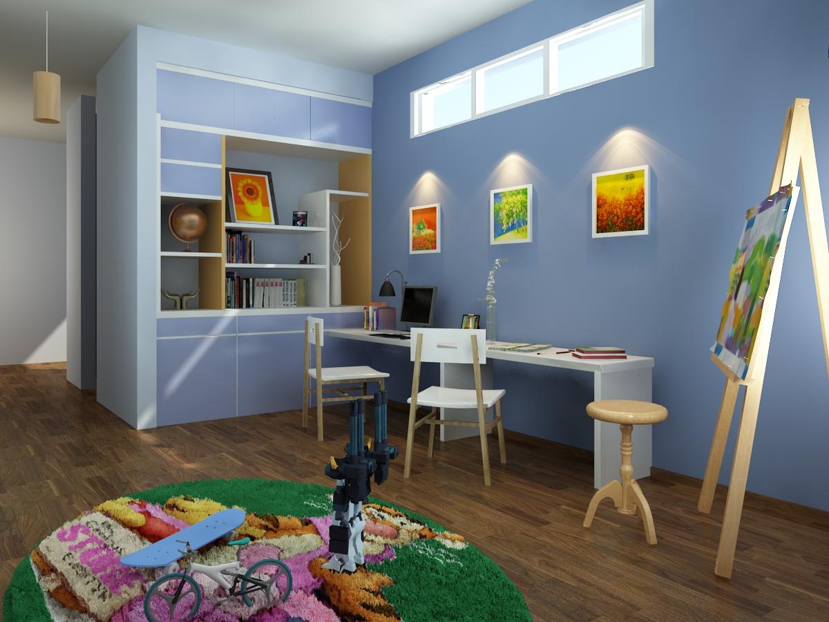 thiết kế nội thất Nhà tại Hà Nội nhà ở mặt phố 5 1548600121