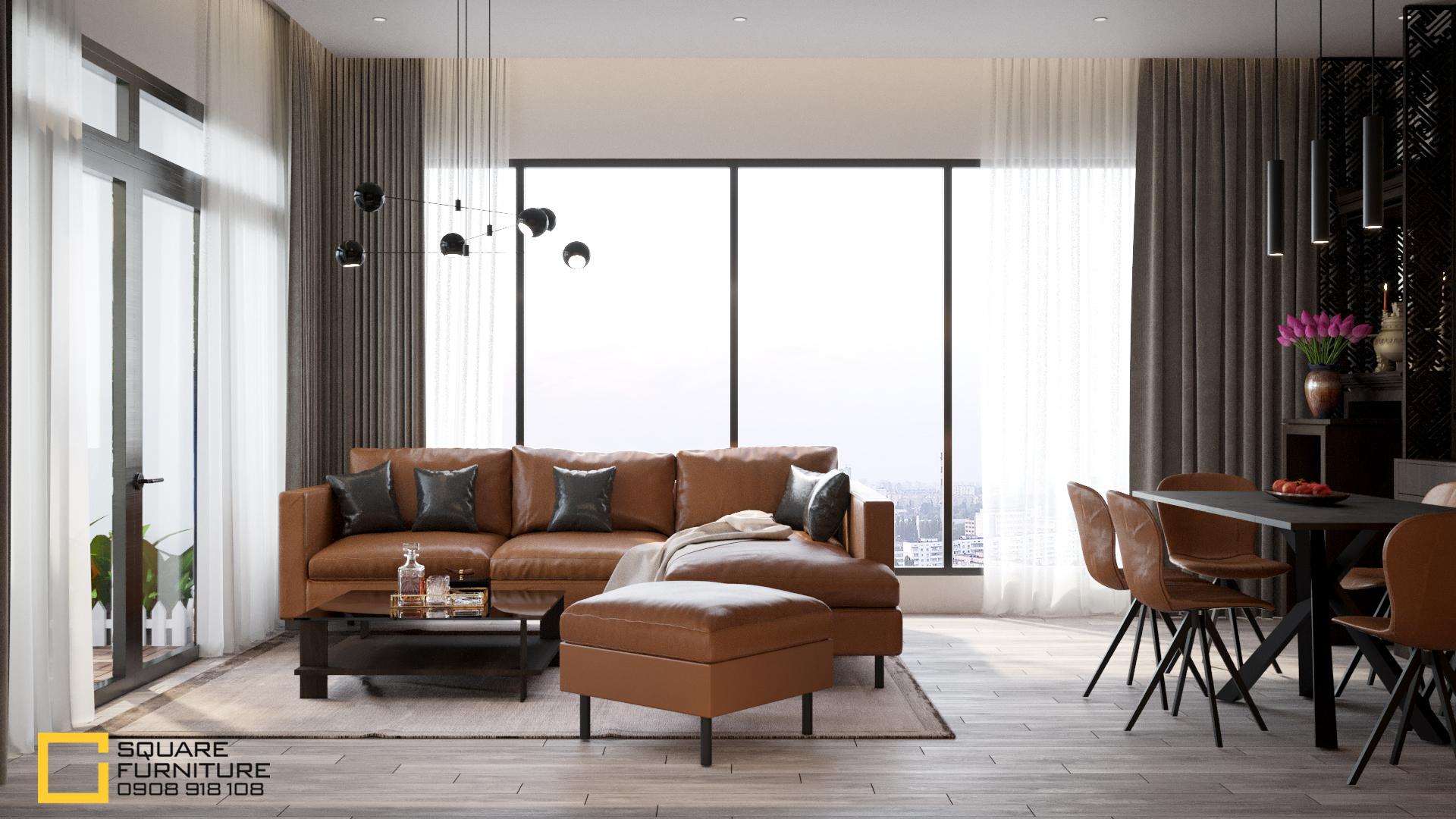 thiết kế nội thất chung cư tại Hồ Chí Minh Căn hộ Haiwaii Đảo Kim Cương 0 1559032071