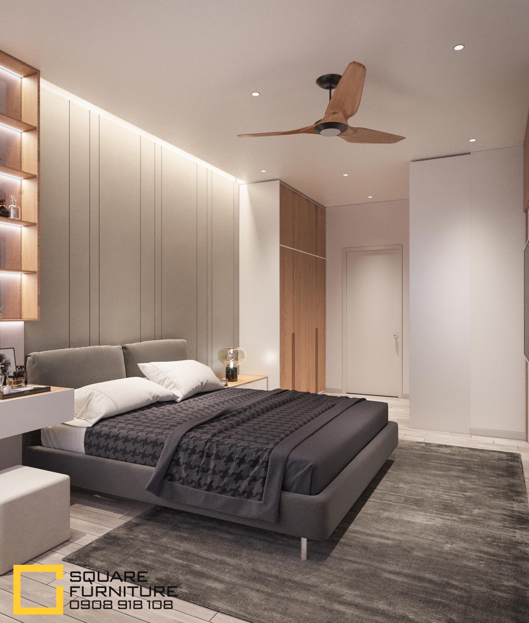 thiết kế nội thất chung cư tại Hồ Chí Minh Căn hộ Haiwaii Đảo Kim Cương 6 1559032087