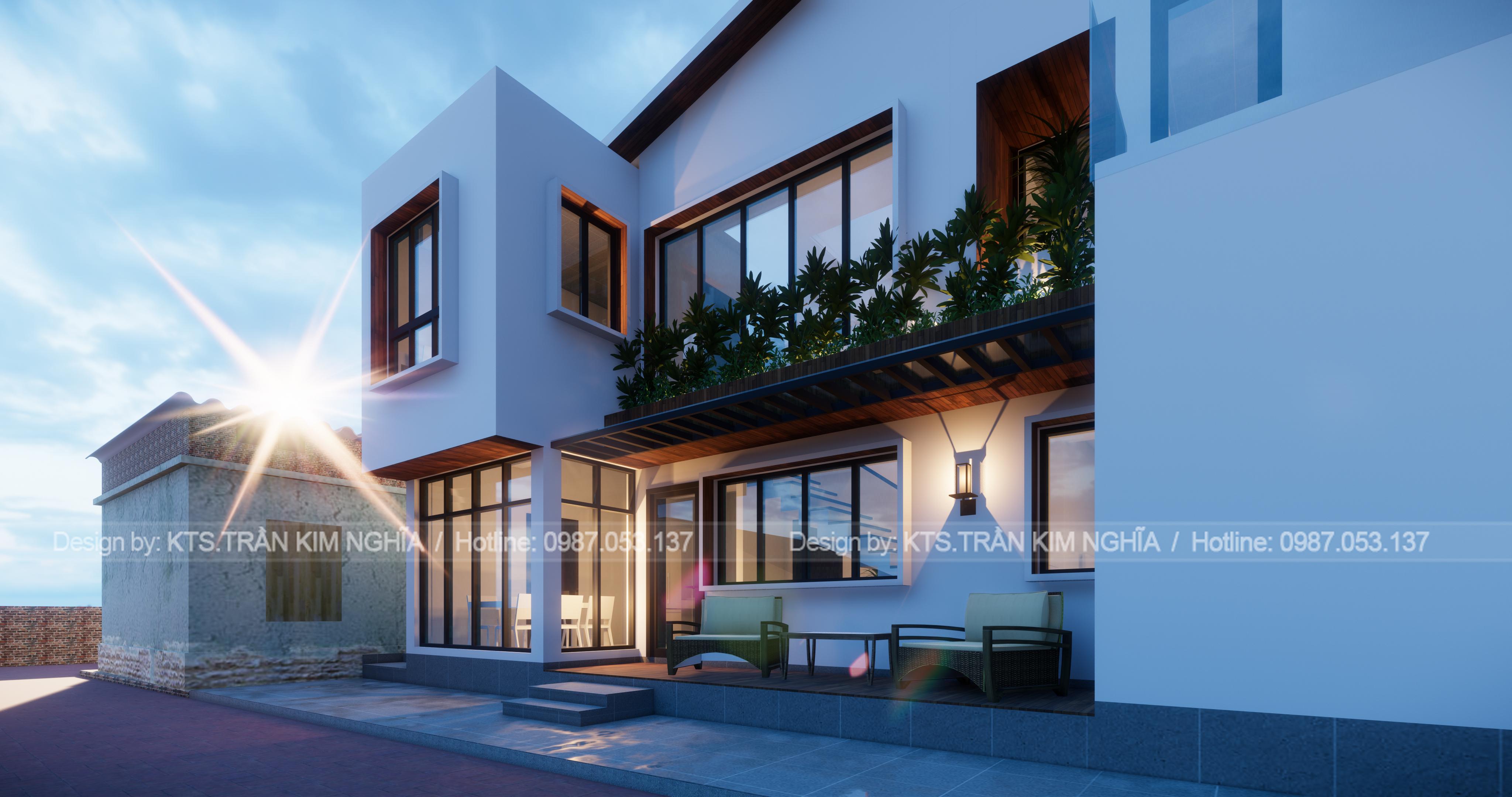 thiết kế nội thất Nhà tại Bắc Giang NAMHOUSE 2 1562404073