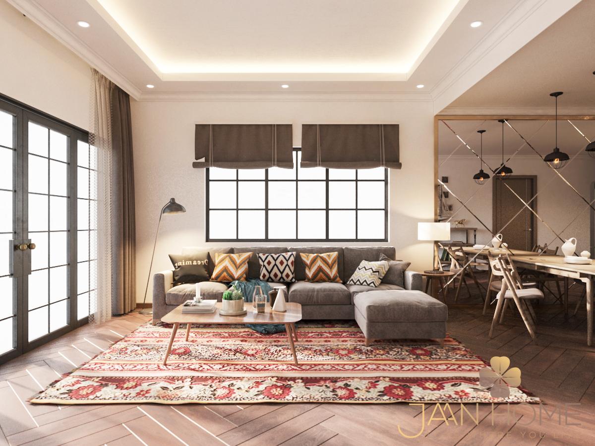 Thiết kế nội thất Nhà tại Bến Tre Nhà phố Bến Tre 1597129924 0