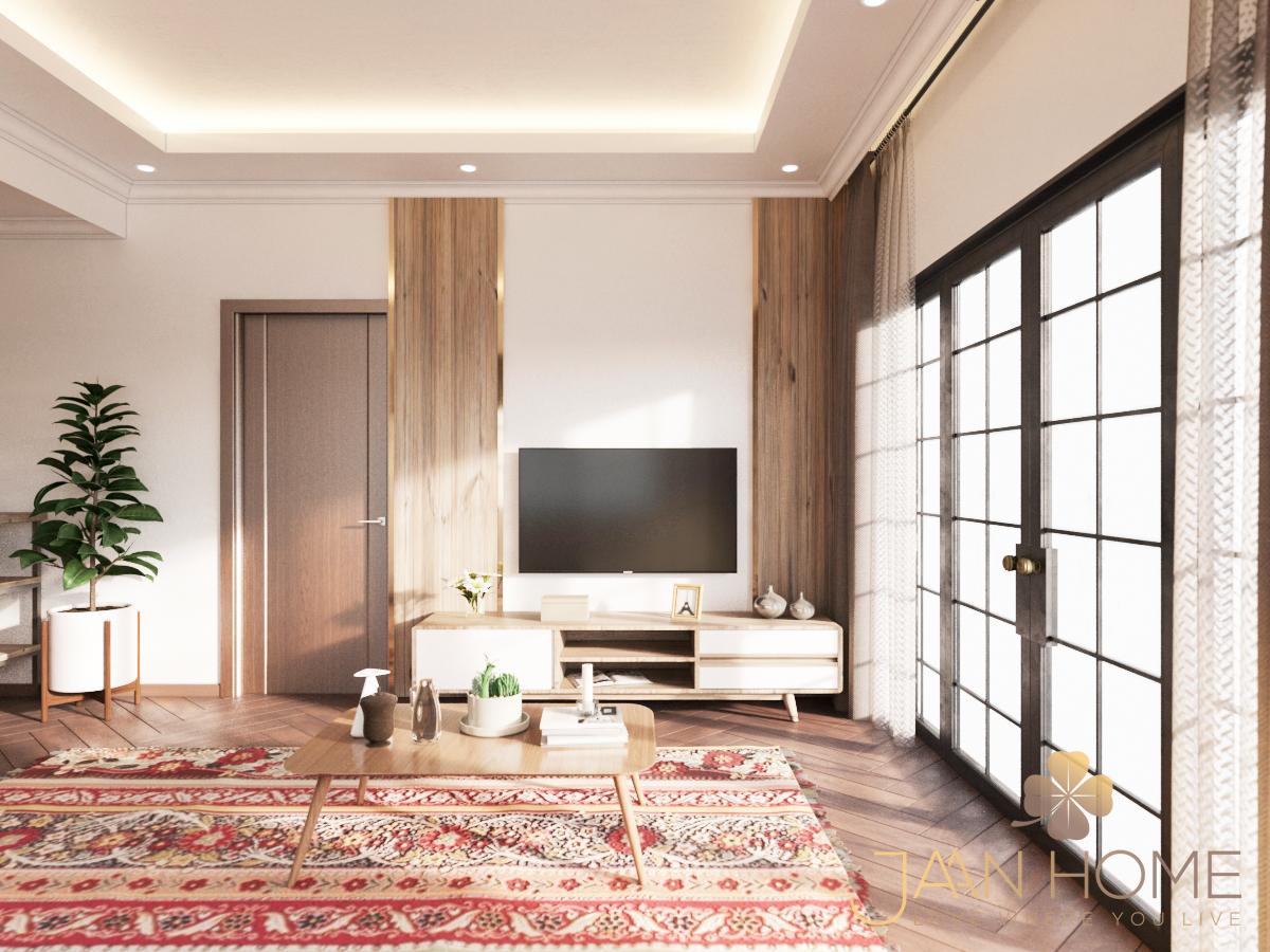 Thiết kế nội thất Nhà tại Bến Tre Nhà phố Bến Tre 1597129924 2