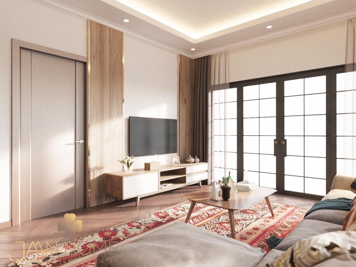 Thiết kế nội thất Nhà tại Bến Tre Nhà phố Bến Tre 1597129924 3