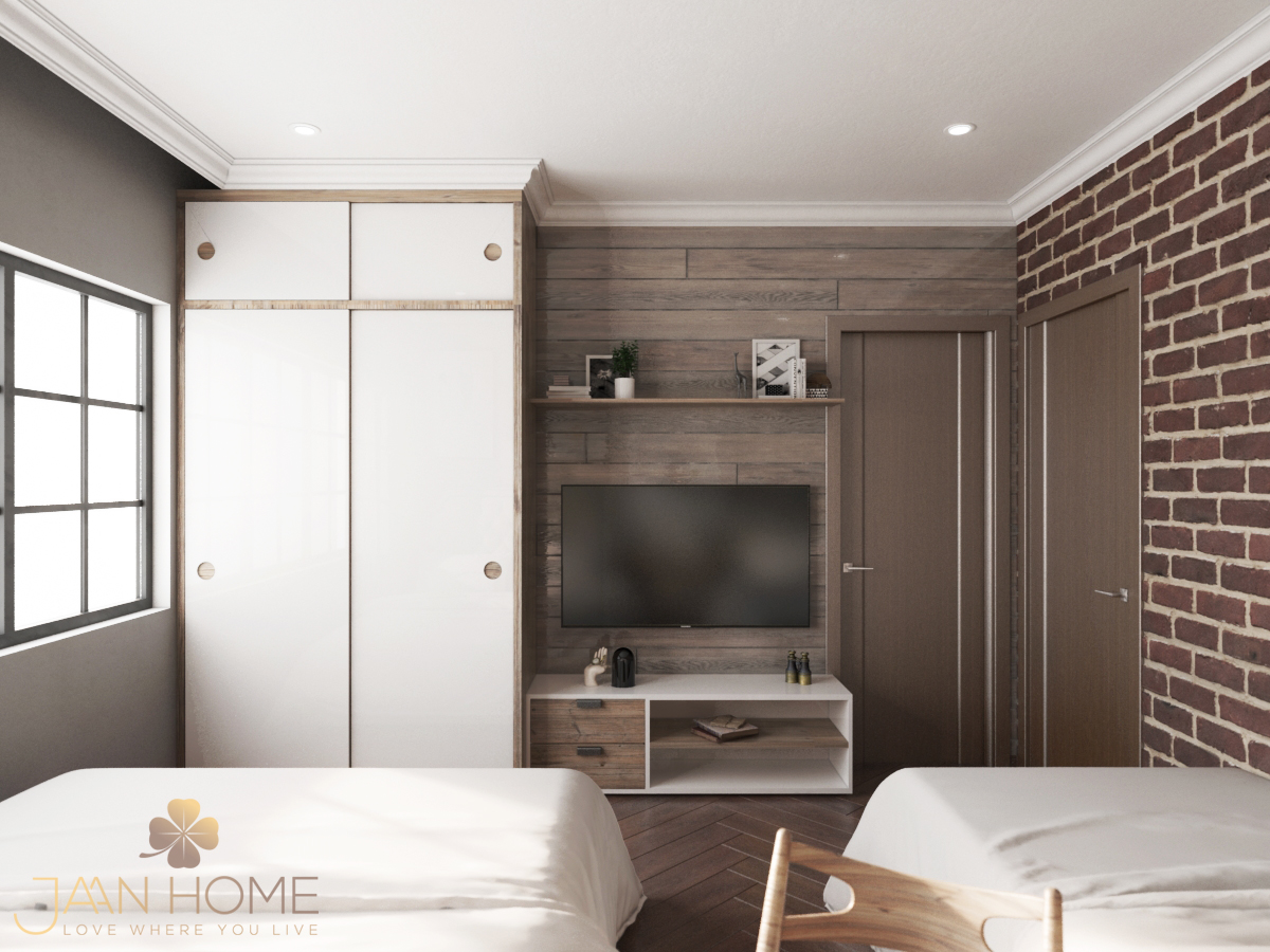 Thiết kế nội thất Nhà tại Bến Tre Nhà phố Bến Tre 1597129925 10
