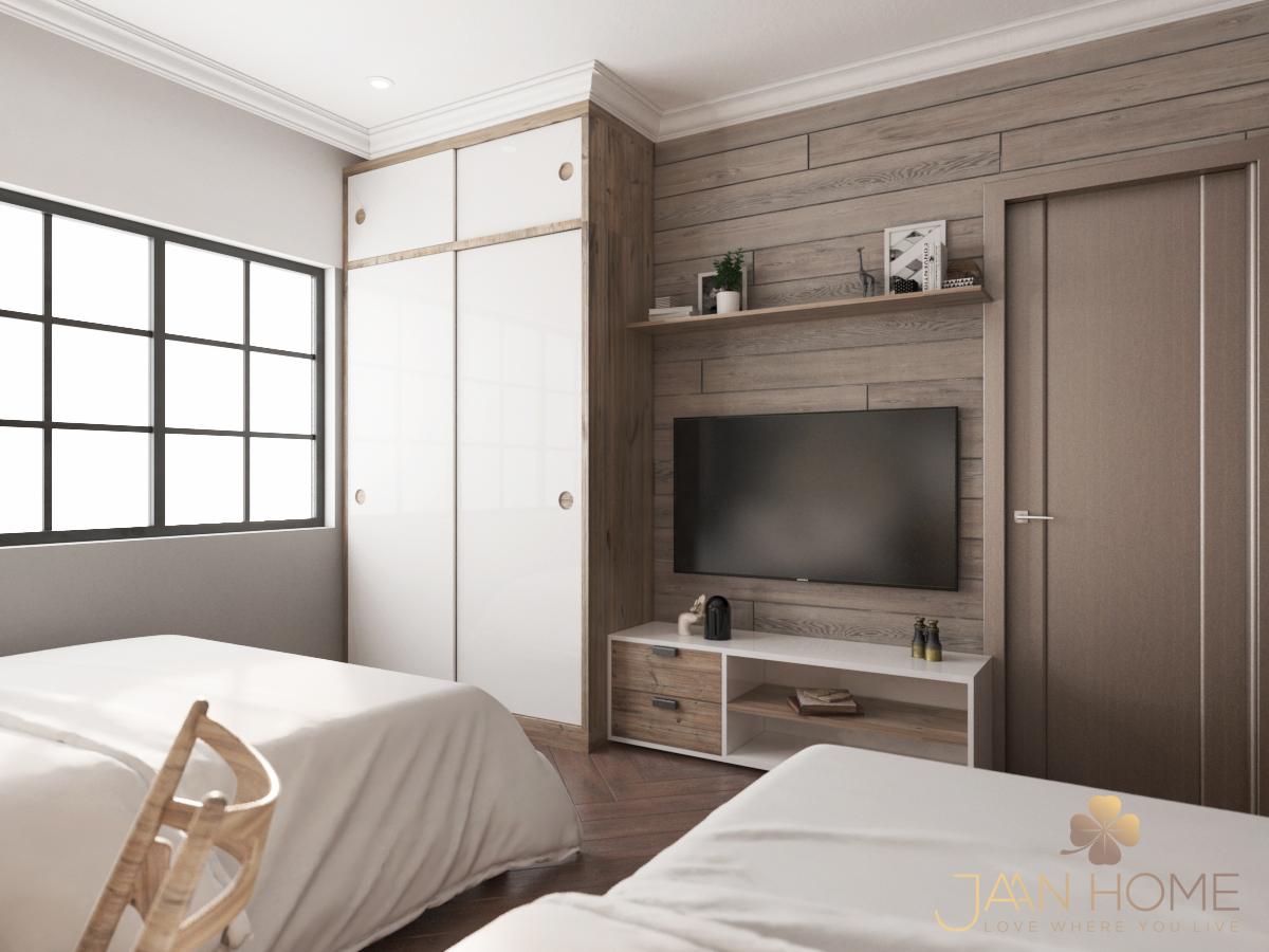 Thiết kế nội thất Nhà tại Bến Tre Nhà phố Bến Tre 1597129925 12