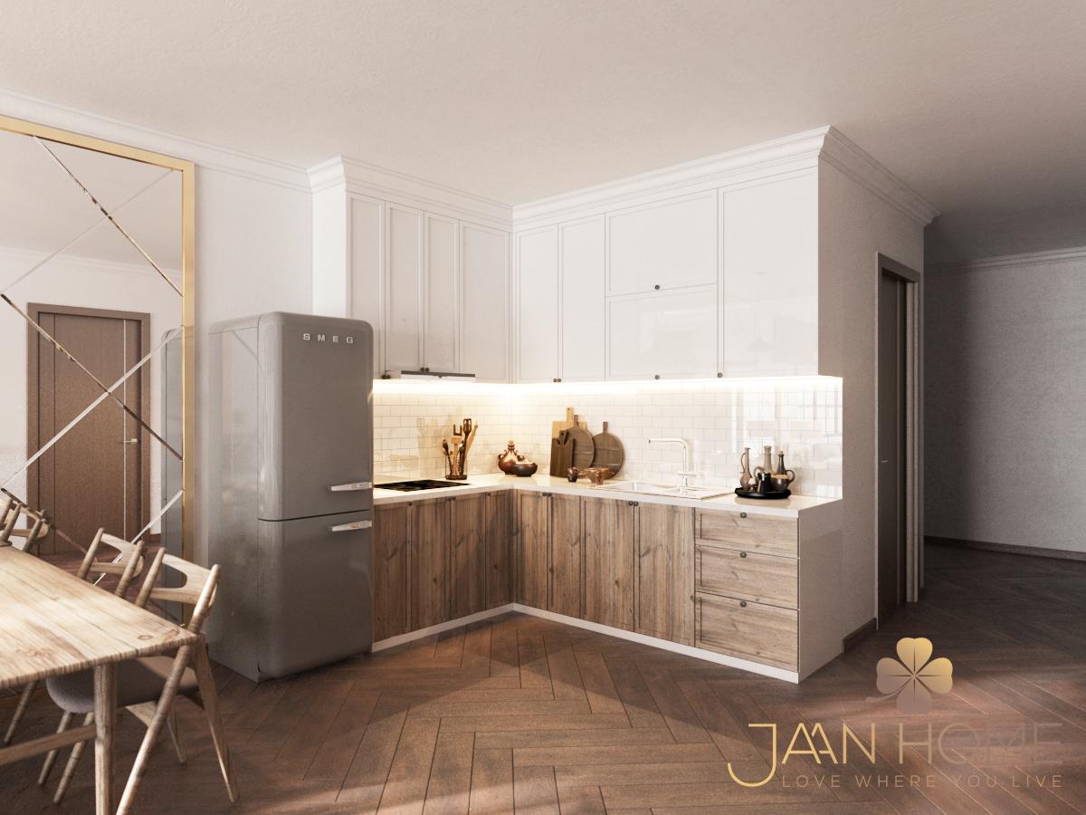 Thiết kế nội thất Nhà tại Bến Tre Nhà phố Bến Tre 1597129925 8