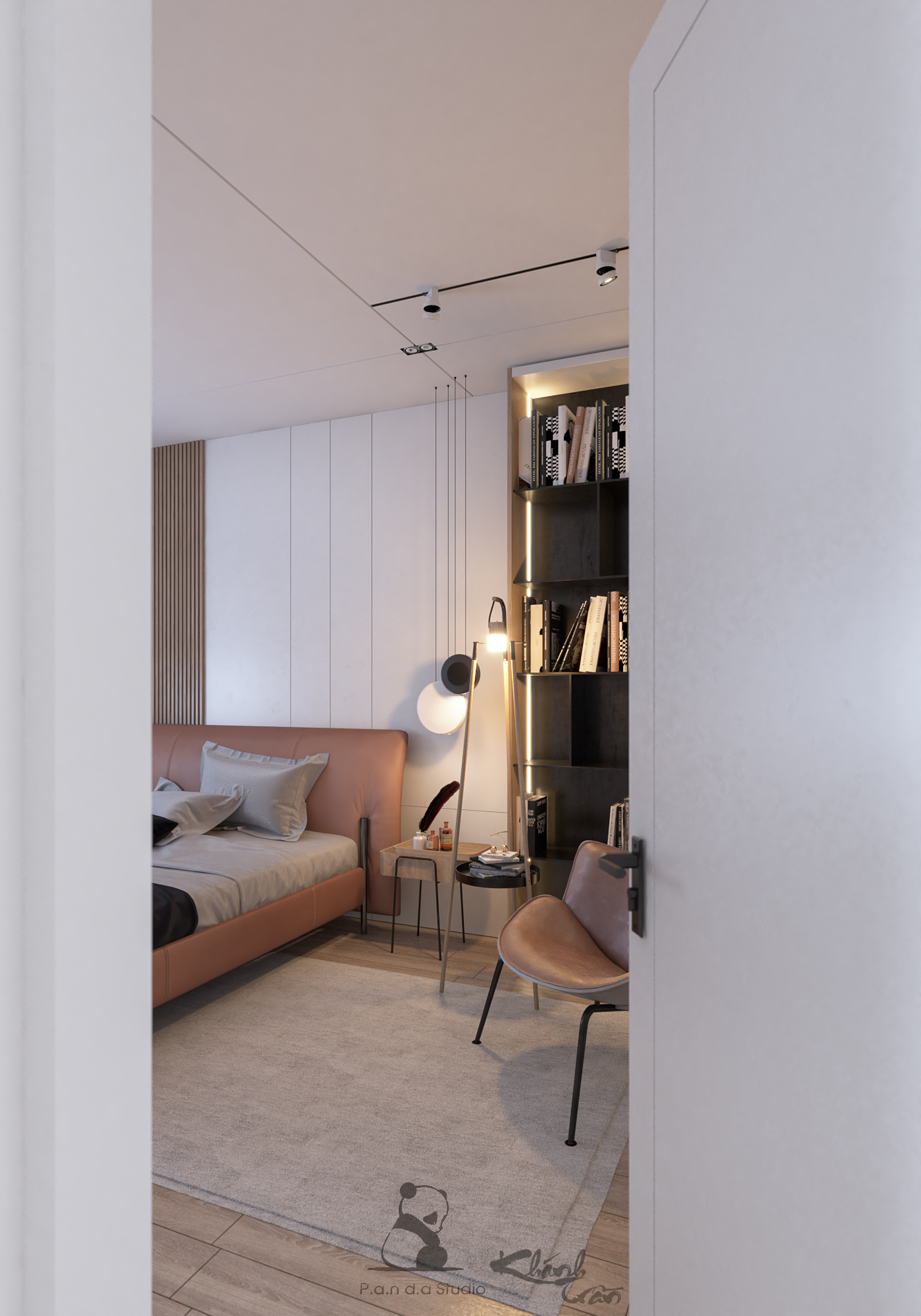 Thiết kế nội thất Chung Cư tại Hồ Chí Minh KDC CitiLand Gò Vấp 1578021367 0