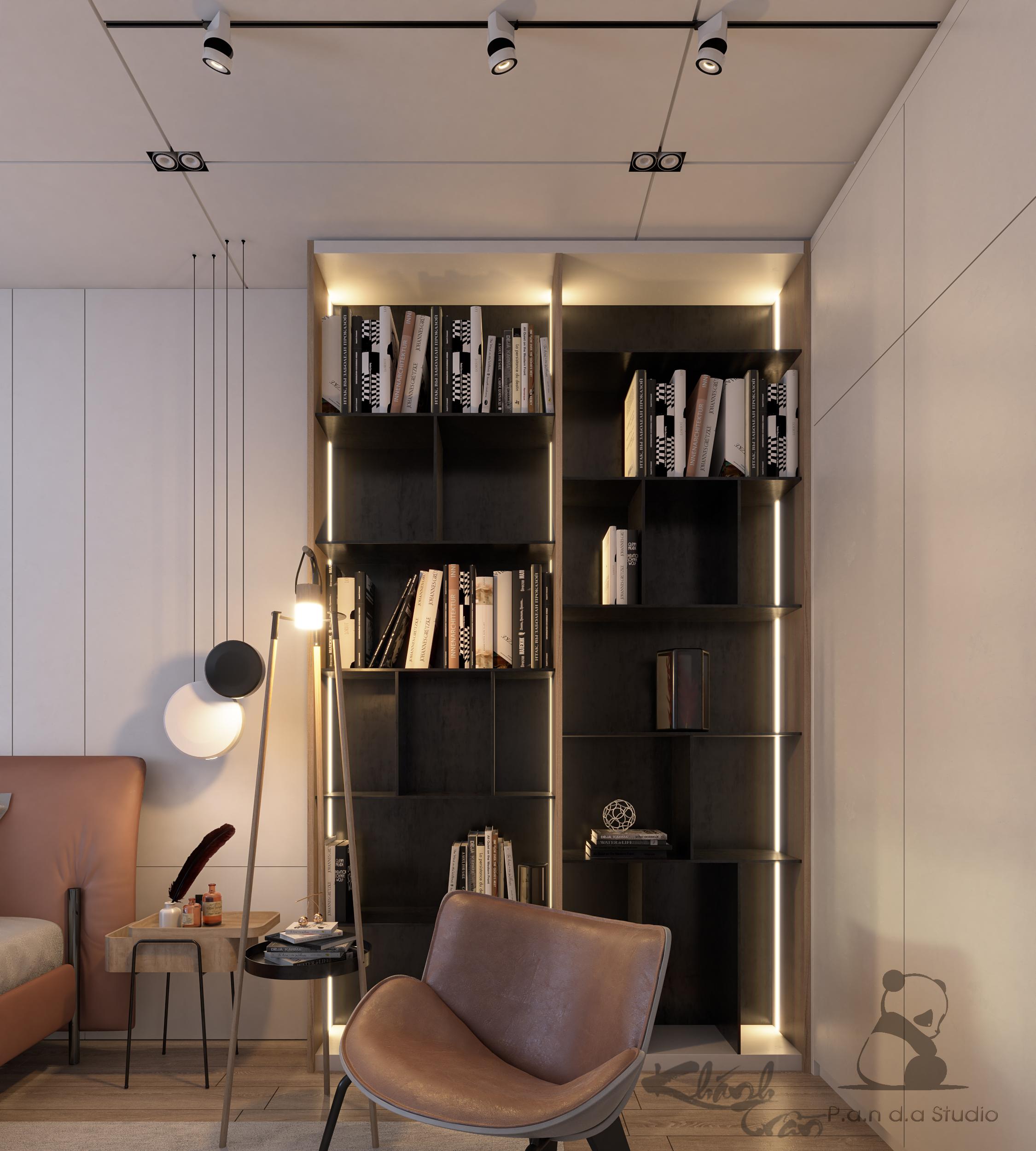 Thiết kế nội thất Chung Cư tại Hồ Chí Minh KDC CitiLand Gò Vấp 1578021368 1