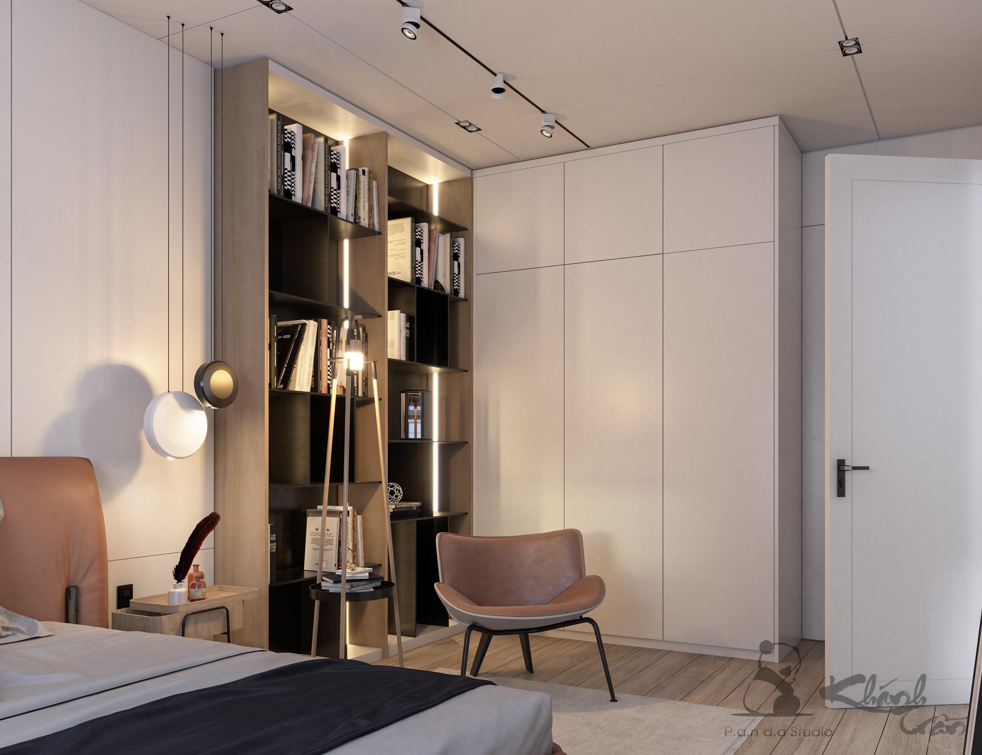 Thiết kế nội thất Chung Cư tại Hồ Chí Minh KDC CitiLand Gò Vấp 1578021370 2