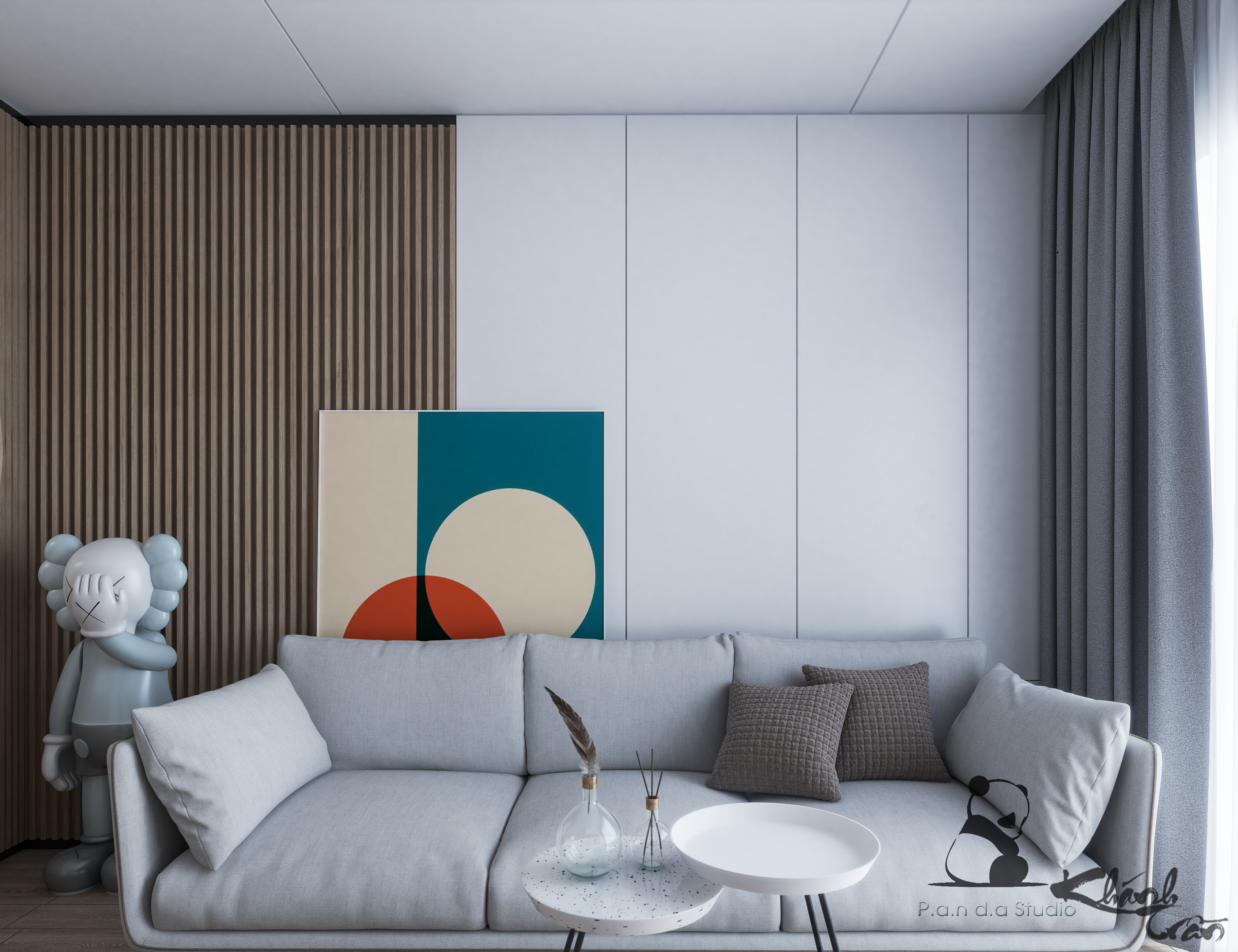 Thiết kế nội thất Chung Cư tại Hồ Chí Minh KDC CitiLand Gò Vấp 1578021372 9