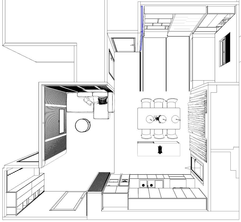 Thiết kế nội thất Chung Cư tại Hồ Chí Minh KDC CITYLAND 1583226494 5