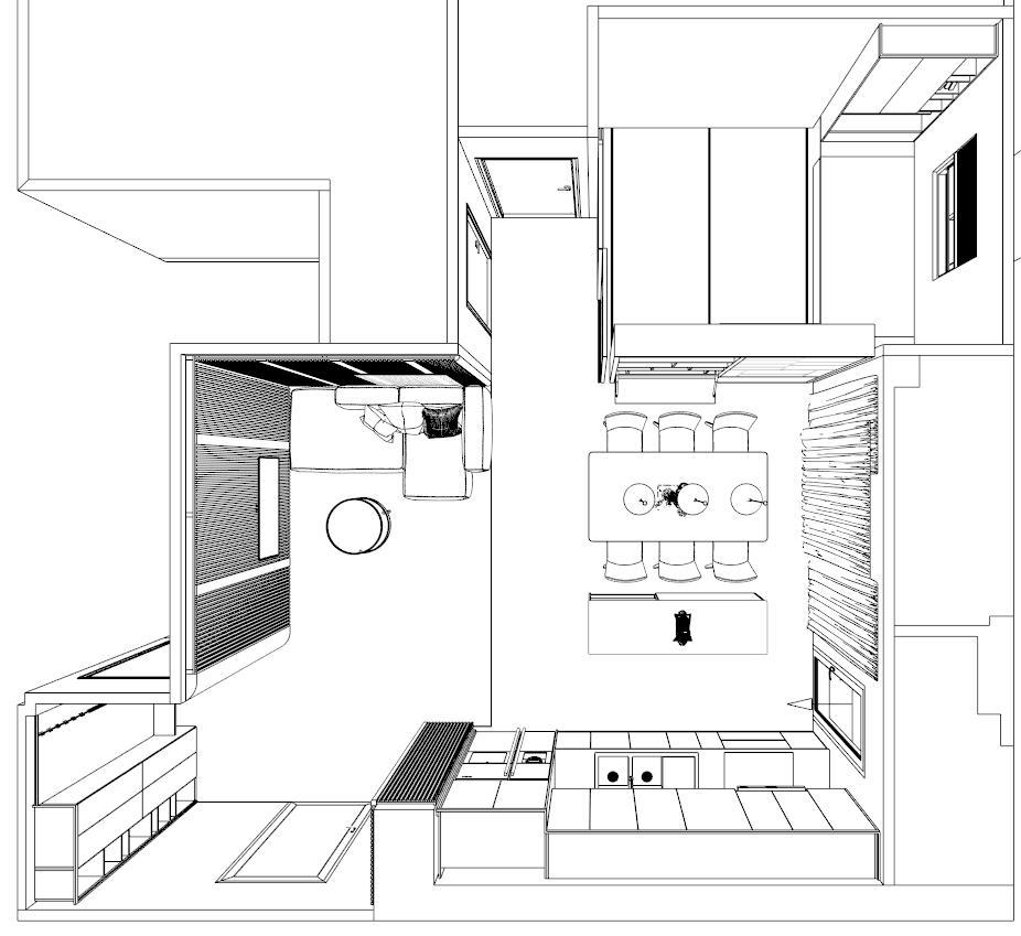 Thiết kế nội thất Chung Cư tại Hồ Chí Minh KDC CITYLAND 1583226494 6
