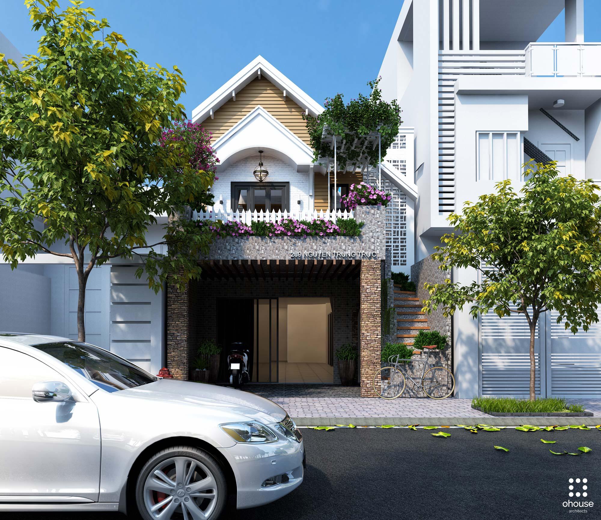 thiết kế Nhà Mặt Phố tại Kiên Giang Phú Quốc House 1 1564930546