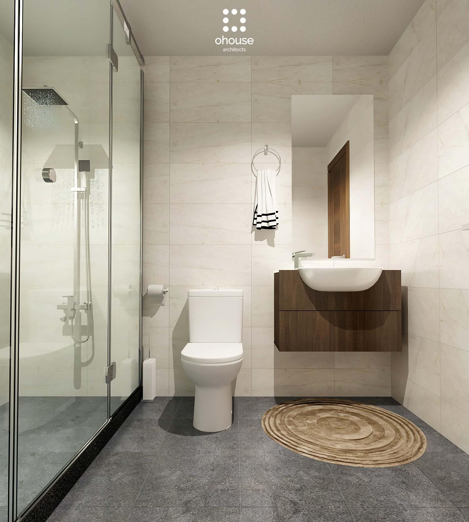 thiết kế nội thất chung cư tại Hồ Chí Minh Trung Apartment 10 1566995052
