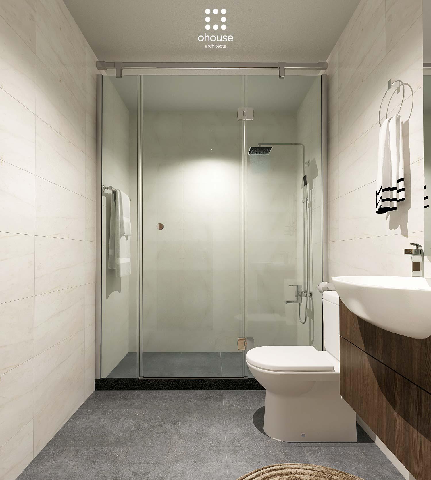 thiết kế nội thất chung cư tại Hồ Chí Minh Trung Apartment 11 1566995052