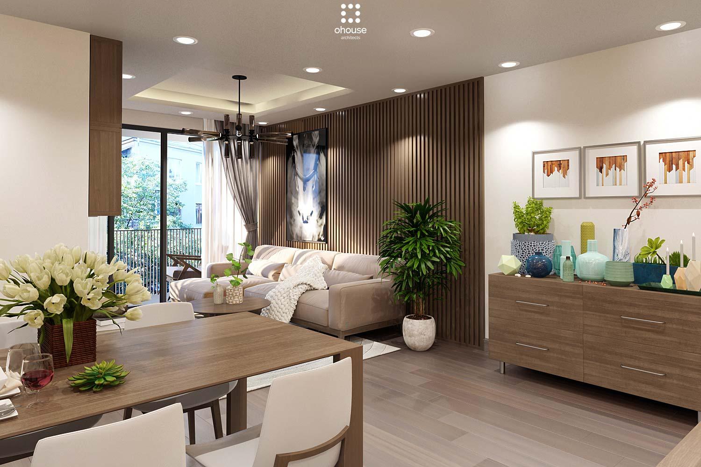 thiết kế nội thất chung cư tại Hồ Chí Minh Trung Apartment 5 1566995050