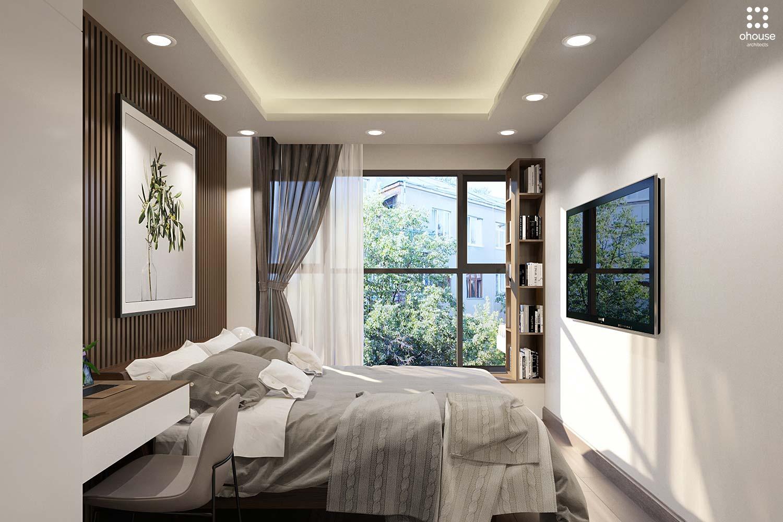 thiết kế nội thất chung cư tại Hồ Chí Minh Trung Apartment 7 1566995051