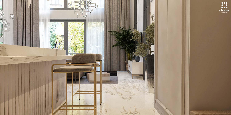 Thiết kế nội thất Chung Cư tại Hồ Chí Minh Phương Án Căn Hộ Duplex 1586014379 0