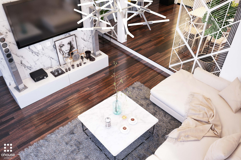 Thiết kế nội thất Nhà Mặt Phố tại Lâm Đồng Di Linh House 1584549431 1