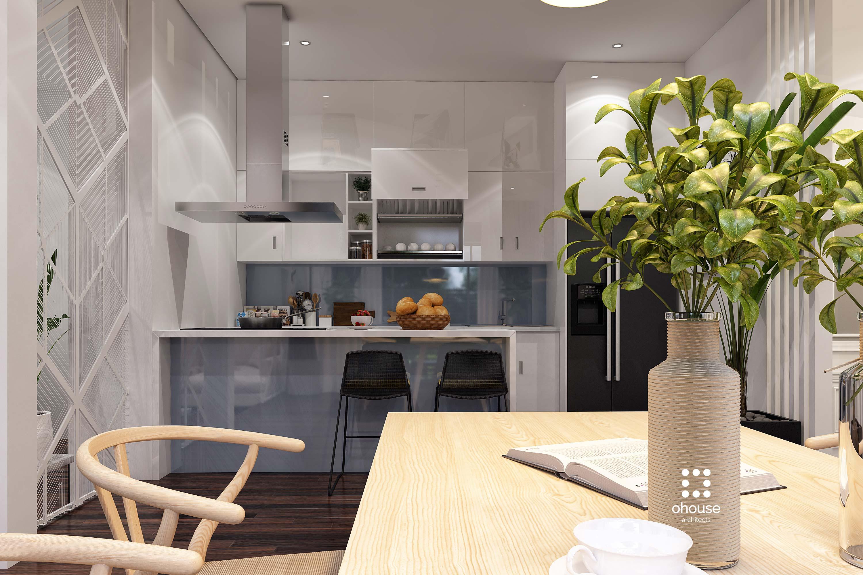 Thiết kế nội thất Nhà Mặt Phố tại Lâm Đồng Di Linh House 1584549446 9