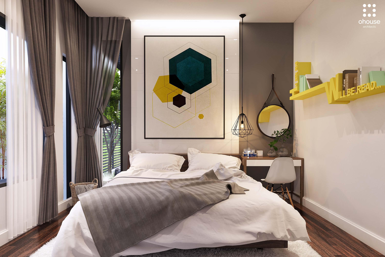 Thiết kế nội thất Nhà Mặt Phố tại Lâm Đồng Di Linh House 1584549454 10