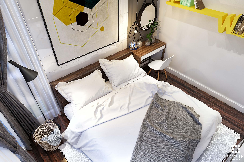 Thiết kế nội thất Nhà Mặt Phố tại Lâm Đồng Di Linh House 1584549467 12