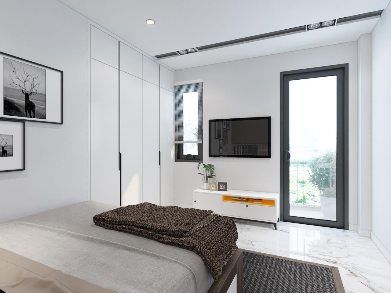thiết kế nội thất Nhà Mặt Phố tại Hà Nội Nhà Phố - Văn Tiến Dũng 24 1562827647