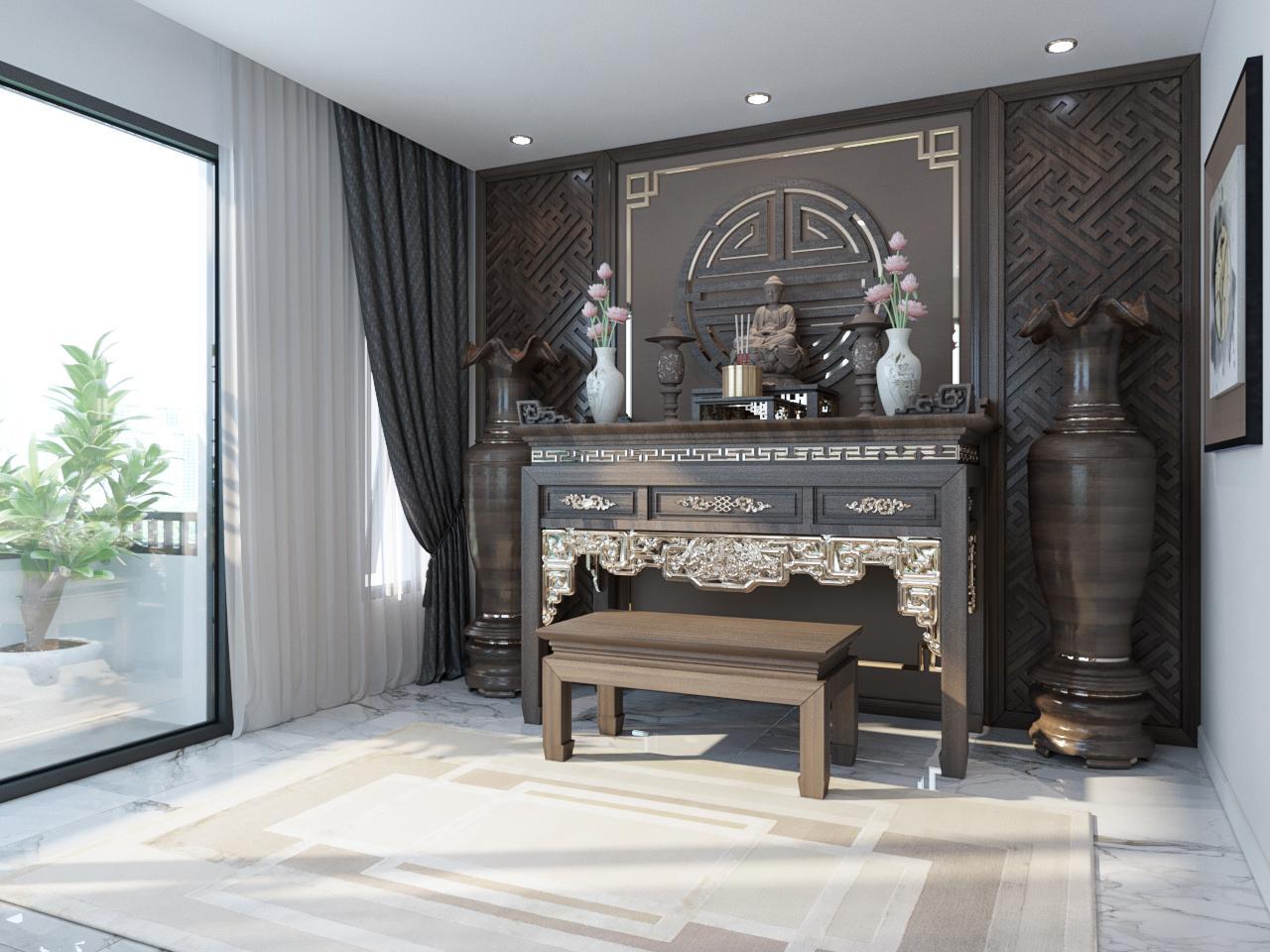 thiết kế nội thất Nhà Mặt Phố tại Hà Nội Nhà Phố - Văn Tiến Dũng 27 1562827648