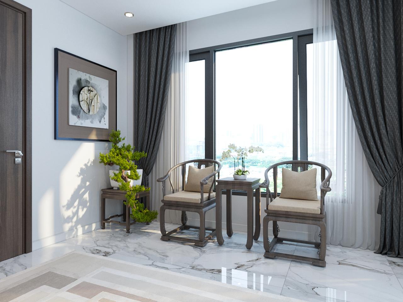 thiết kế nội thất Nhà Mặt Phố tại Hà Nội Nhà Phố - Văn Tiến Dũng 29 1562827649