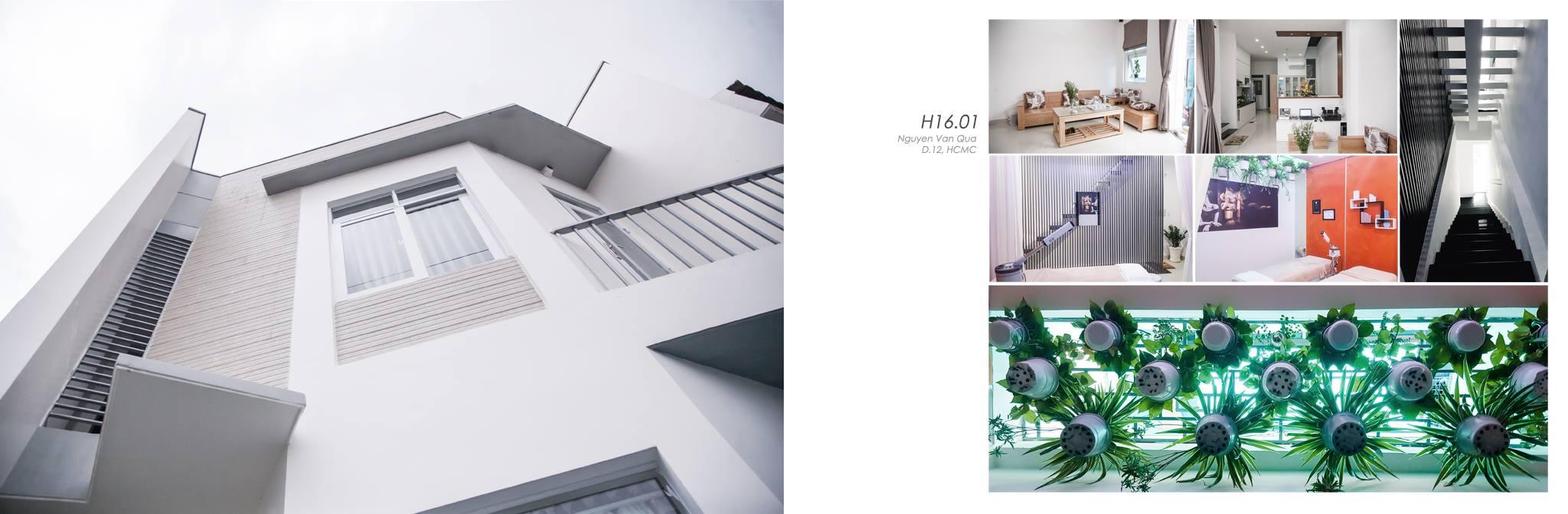 thiết kế Nhà 3 tầng tại Hồ Chí Minh H16.01 House 0 1555559678