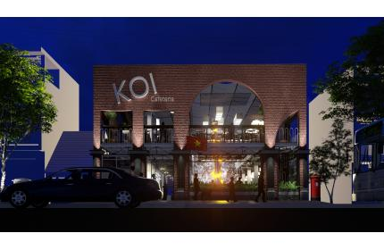 de.KOI Cafeteria