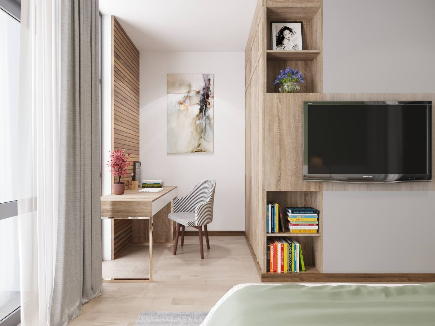 thiết kế nội thất Biệt Thự tại Quảng Bình EURO VILLAGE HOUSE 0 1531705850