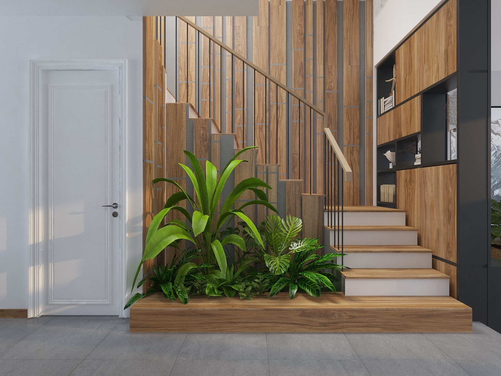 thiết kế nội thất Biệt Thự tại Quảng Bình EURO VILLAGE HOUSE 12 1531705864