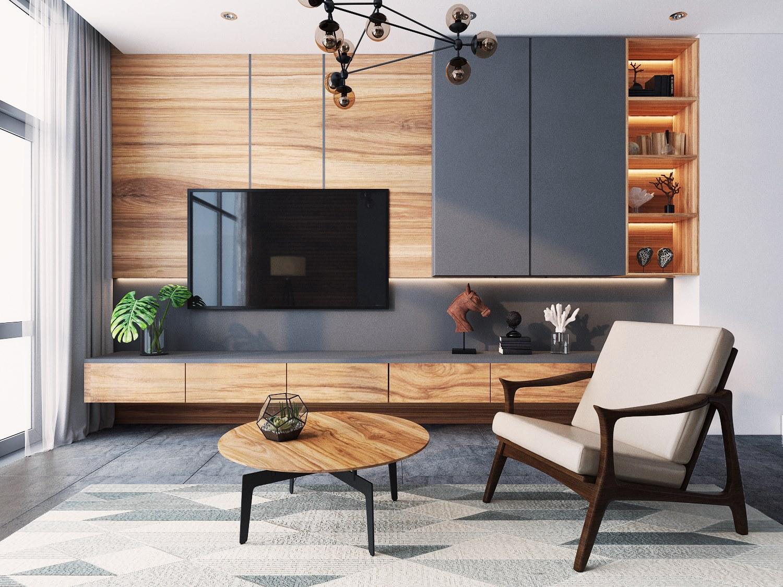 thiết kế nội thất Biệt Thự tại Quảng Bình EURO VILLAGE HOUSE 14 1531705859