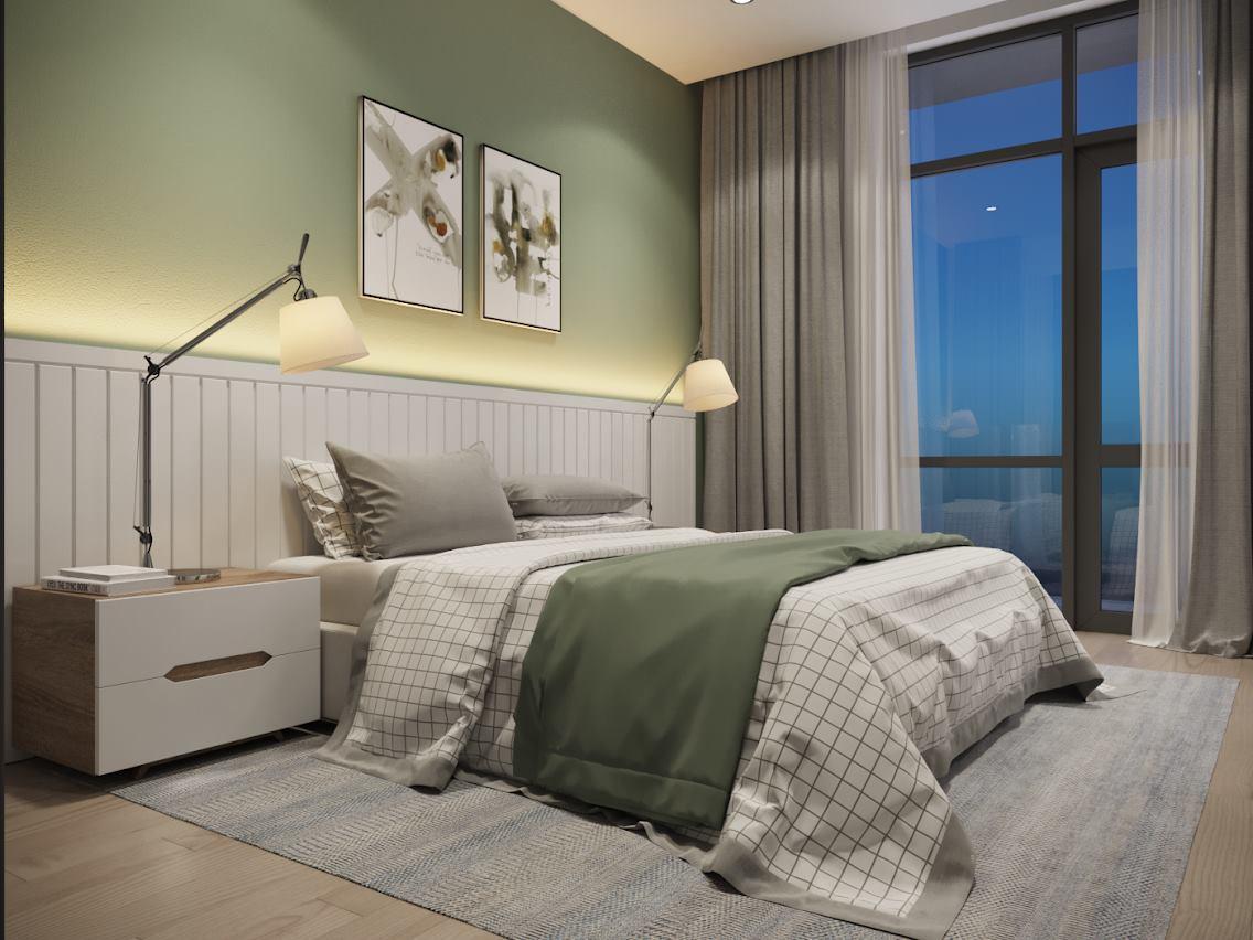 thiết kế nội thất Biệt Thự tại Quảng Bình EURO VILLAGE HOUSE 4 1531705851